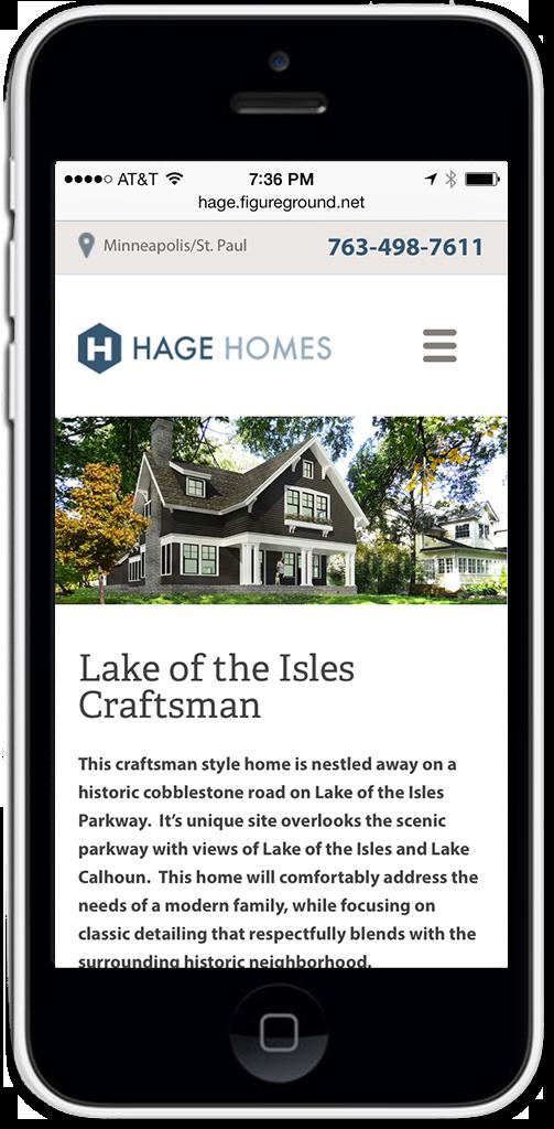 Hage Real Estate Mobile Marketing