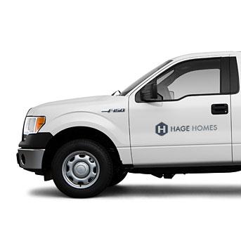Vehicle graphics design