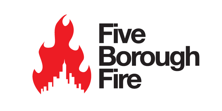Five Borough Fire Logo - New York City, NY