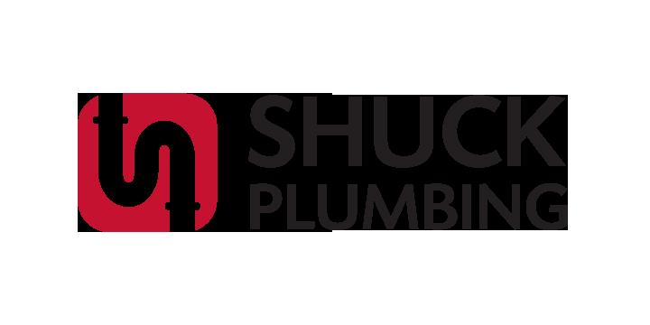 Shuck Plumbing Logo - Portland, OR