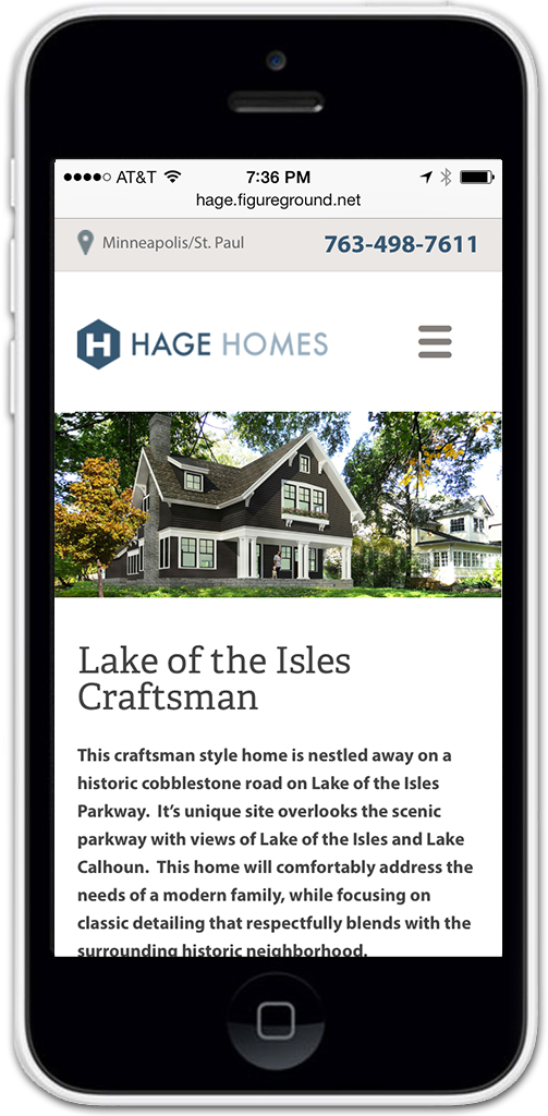 Hage Real Estate Mobile Marketing