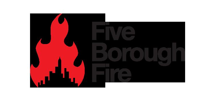 Five Borough Fire Logo - New York City, NY