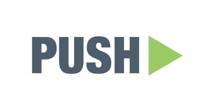 Push Logo Design - New York, NY Brand