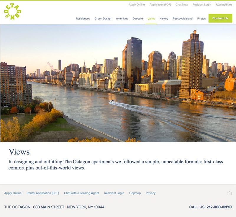New York Real Estate Website Designer